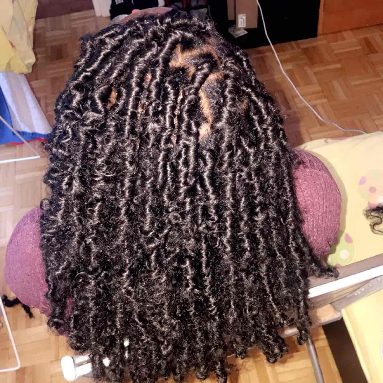 salon de coiffure afro tresse tresses box braids crochet braids vanilles tissages paris 75 77 78 91 92 93 94 95 EHOHPCHY