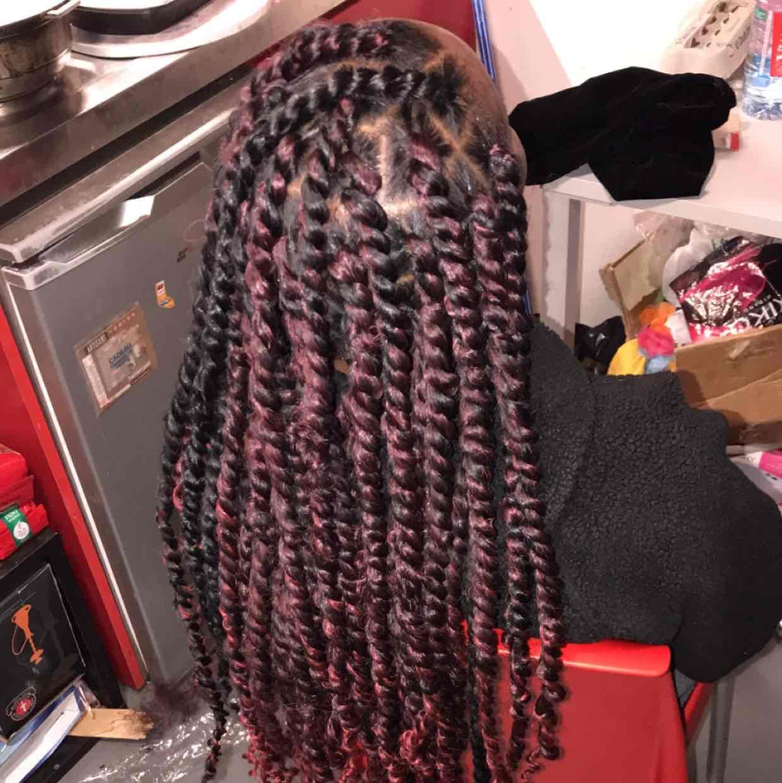 salon de coiffure afro tresse tresses box braids crochet braids vanilles tissages paris 75 77 78 91 92 93 94 95 HPOSWDIL