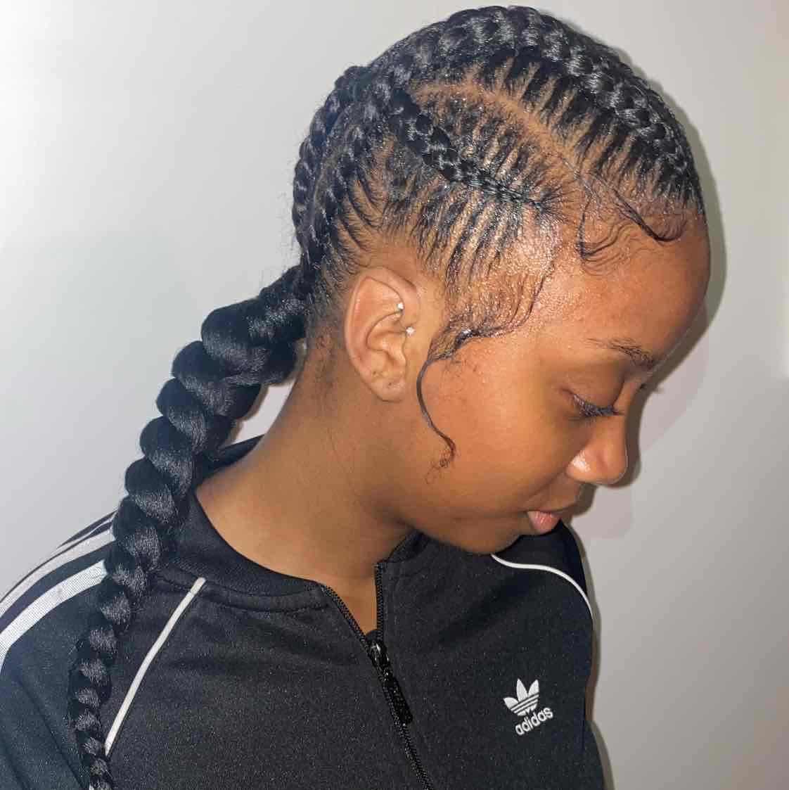 salon de coiffure afro tresse tresses box braids crochet braids vanilles tissages paris 75 77 78 91 92 93 94 95 AZXLQCPO