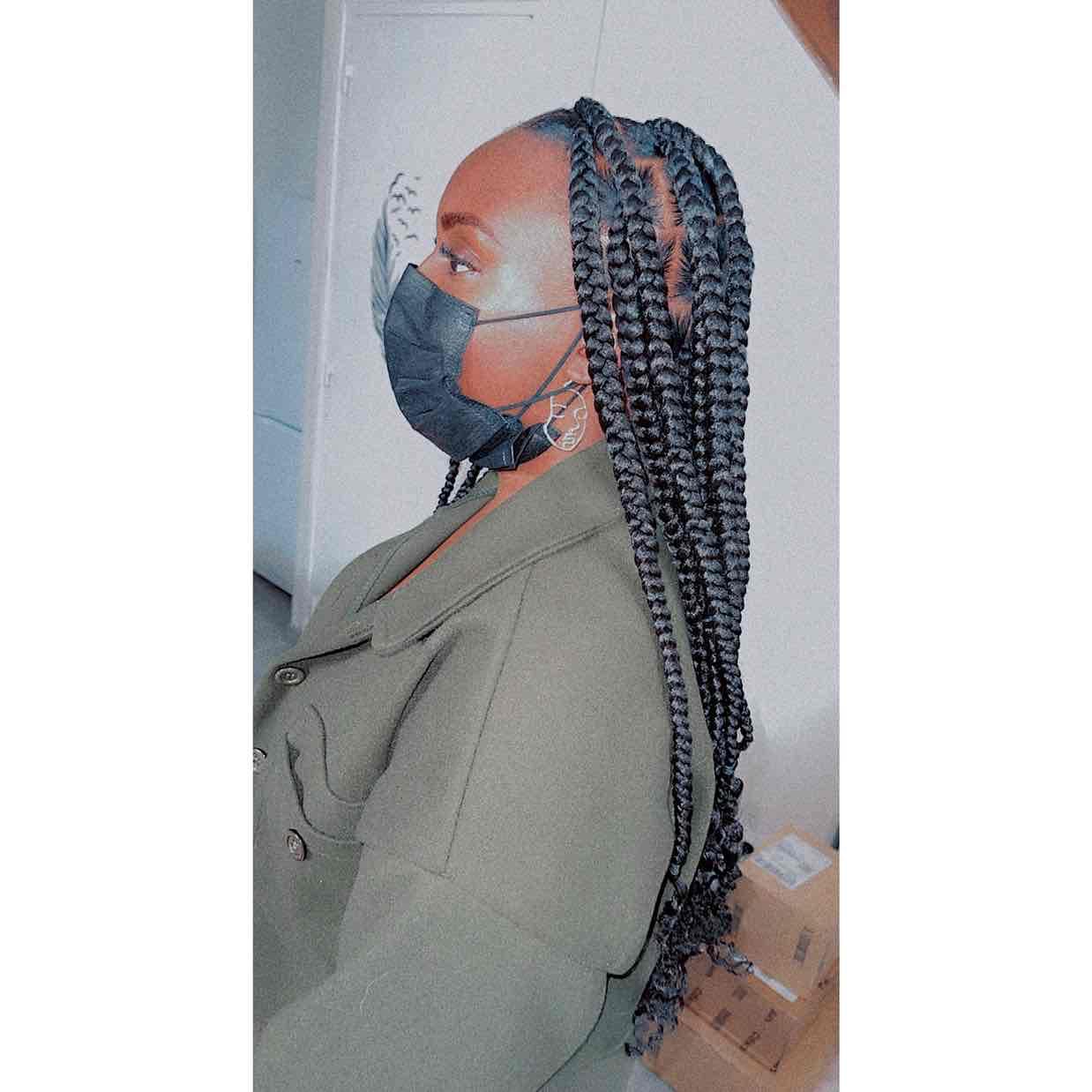 salon de coiffure afro tresse tresses box braids crochet braids vanilles tissages paris 75 77 78 91 92 93 94 95 HUQOLVIA