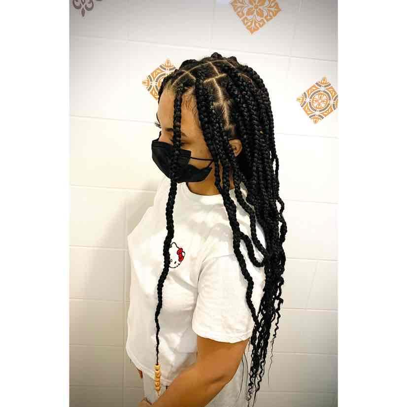 salon de coiffure afro tresse tresses box braids crochet braids vanilles tissages paris 75 77 78 91 92 93 94 95 IFLOETLJ