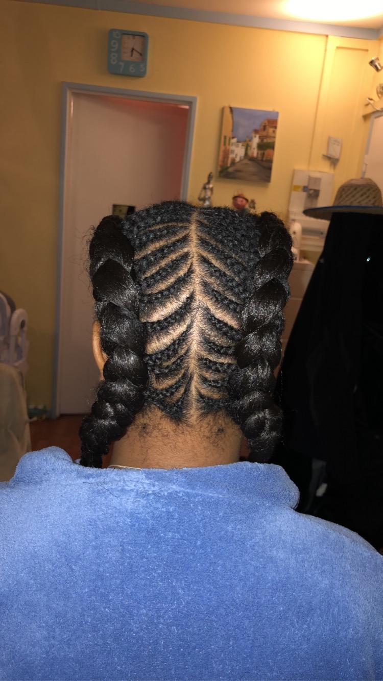 salon de coiffure afro tresse tresses box braids crochet braids vanilles tissages paris 75 77 78 91 92 93 94 95 AOEKNZSB