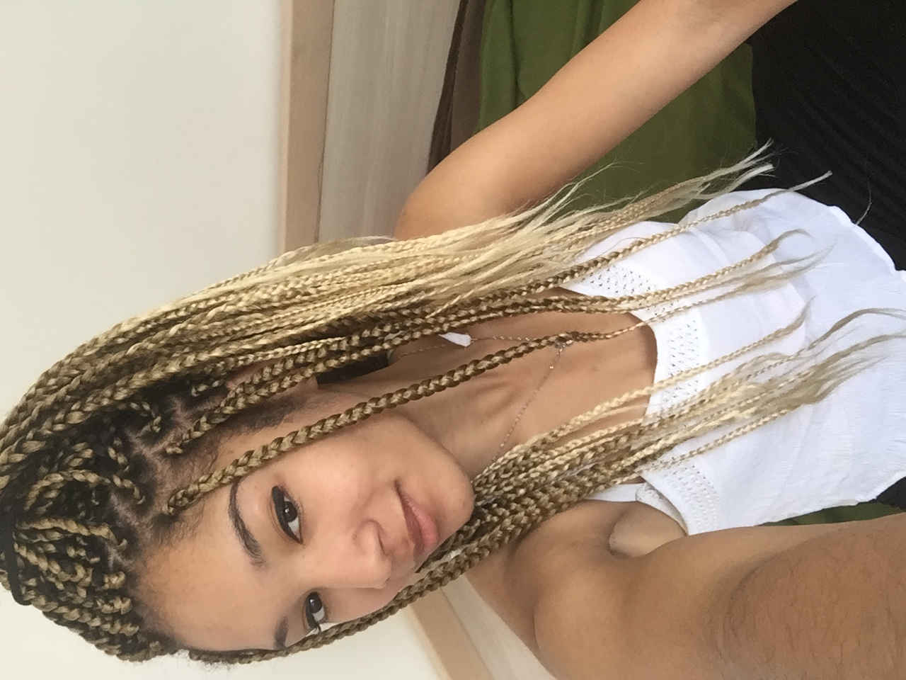 Box braids (effet long)