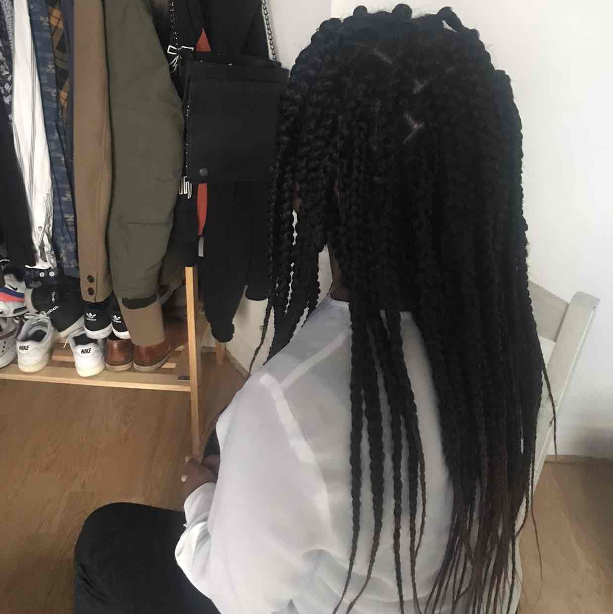 salon de coiffure afro tresse tresses box braids crochet braids vanilles tissages paris 75 77 78 91 92 93 94 95 FDKIUYYR