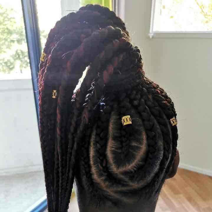 salon de coiffure afro tresse tresses box braids crochet braids vanilles tissages paris 75 77 78 91 92 93 94 95 LYACJRMG