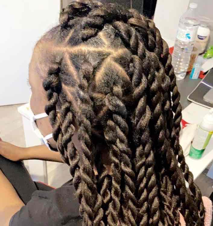 salon de coiffure afro tresse tresses box braids crochet braids vanilles tissages paris 75 77 78 91 92 93 94 95 DTUNVWYV