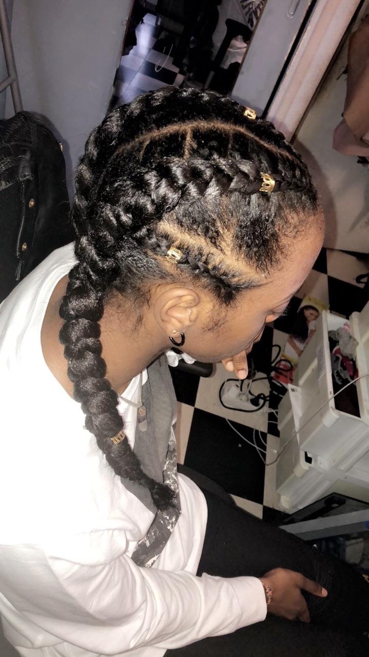 salon de coiffure afro tresse tresses box braids crochet braids vanilles tissages paris 75 77 78 91 92 93 94 95 XBYTNWWO