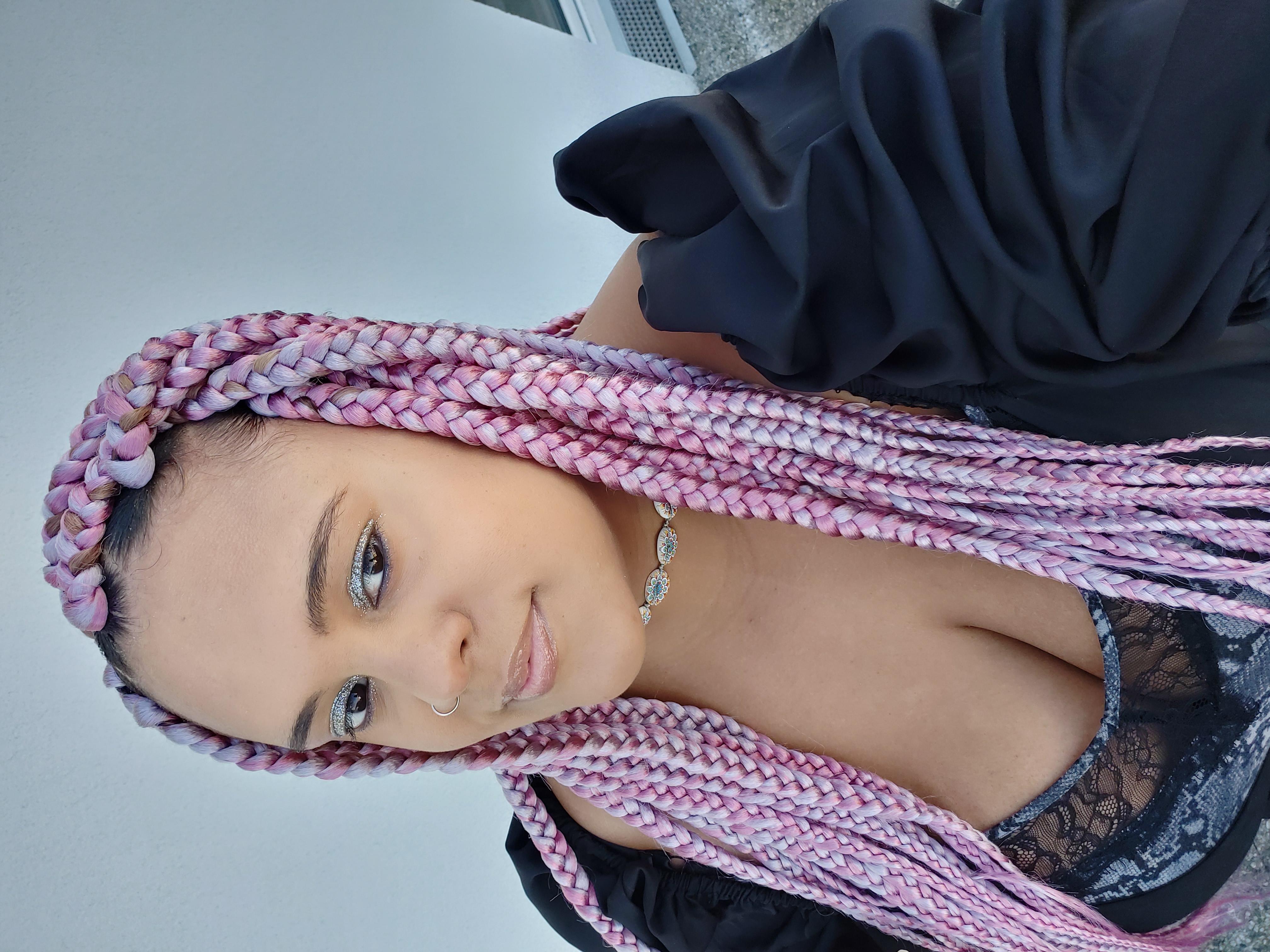 salon de coiffure afro tresse tresses box braids crochet braids vanilles tissages paris 75 77 78 91 92 93 94 95 TNUFVQCE