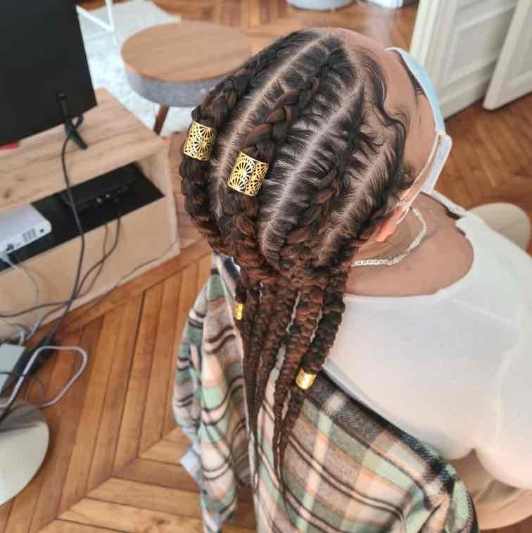 salon de coiffure afro tresse tresses box braids crochet braids vanilles tissages paris 75 77 78 91 92 93 94 95 DUBVGLDQ