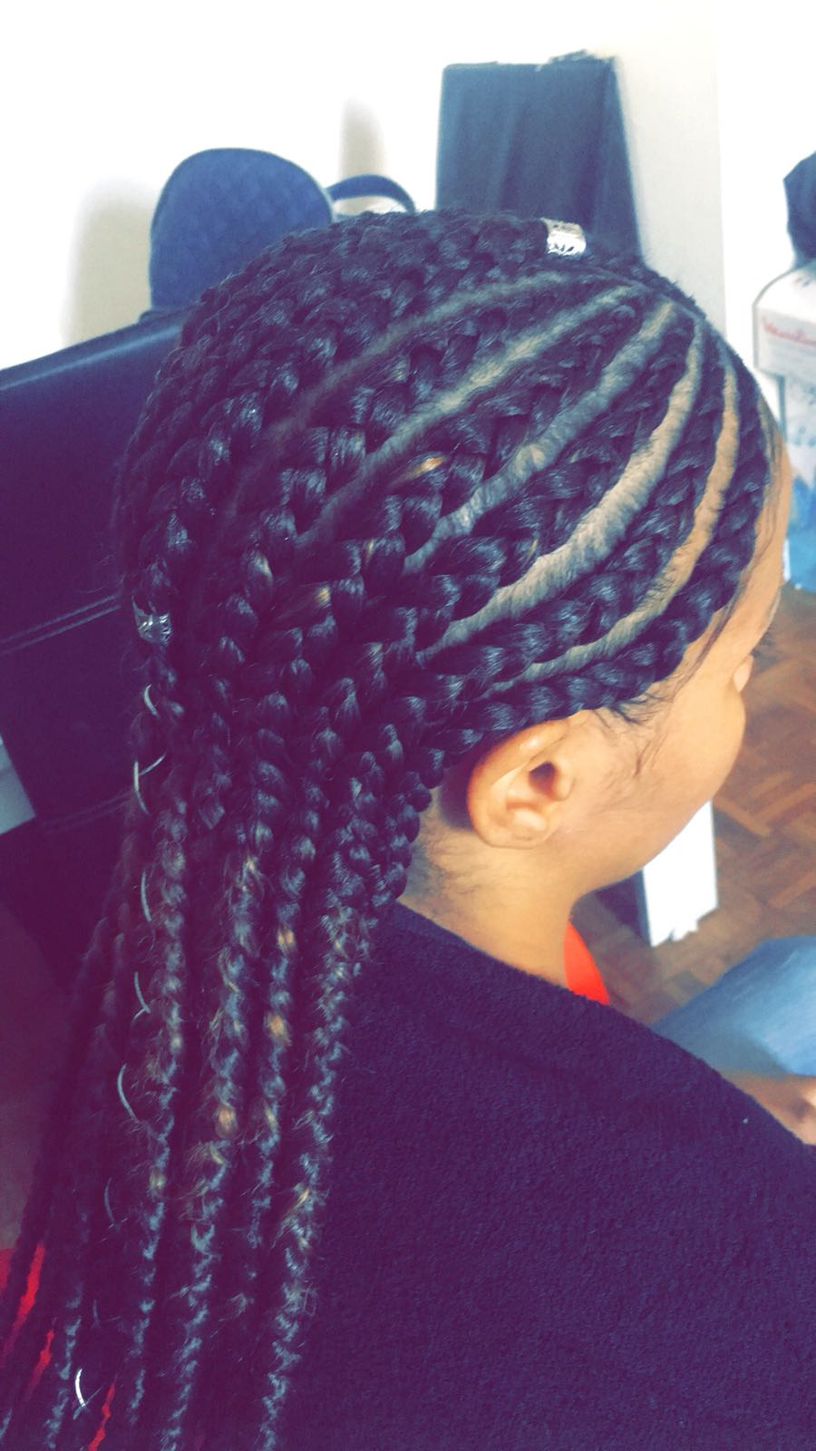 salon de coiffure afro tresse tresses box braids crochet braids vanilles tissages paris 75 77 78 91 92 93 94 95 KBCETDCP