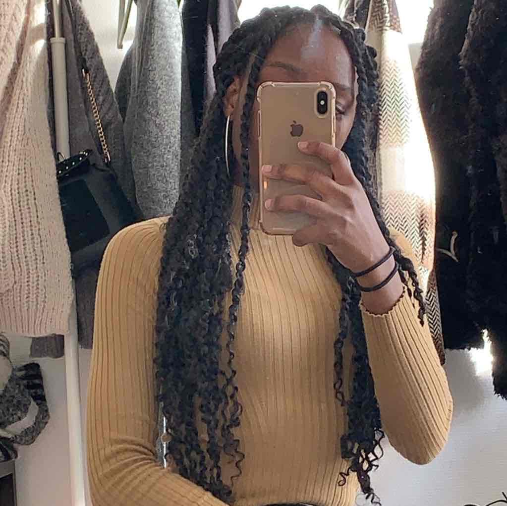 salon de coiffure afro tresse tresses box braids crochet braids vanilles tissages paris 75 77 78 91 92 93 94 95 TKSWSVRQ
